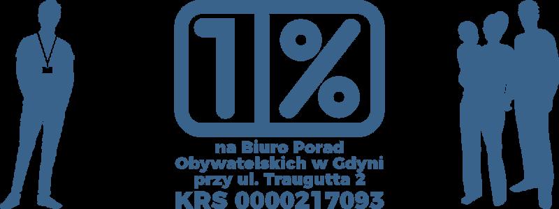 1% podatku, 1 procent podatku, jeden procent podatku